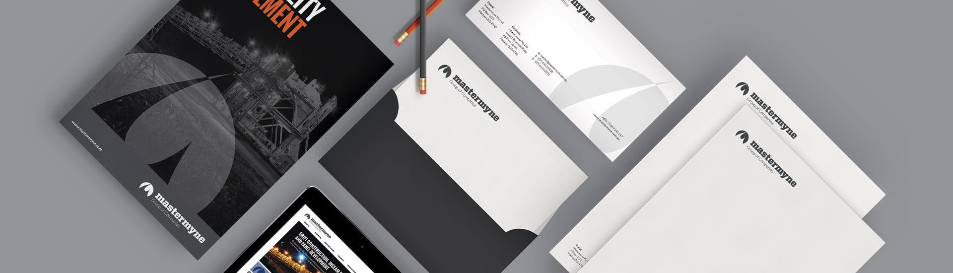 Mastermyne Brand Development