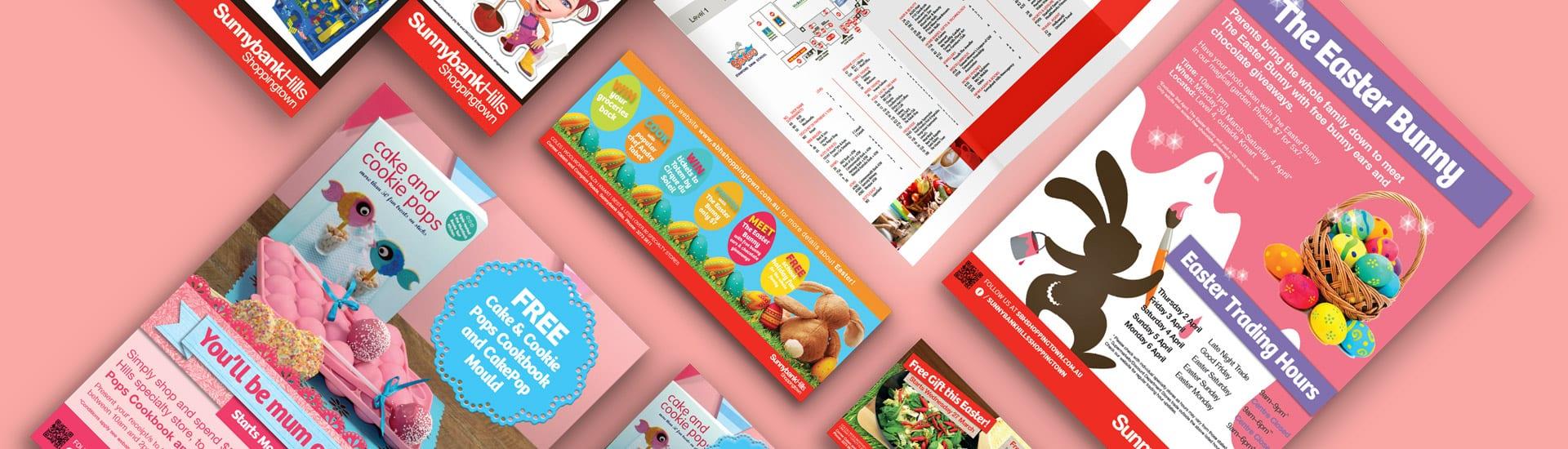 Sunnybank Hills Catalog Design