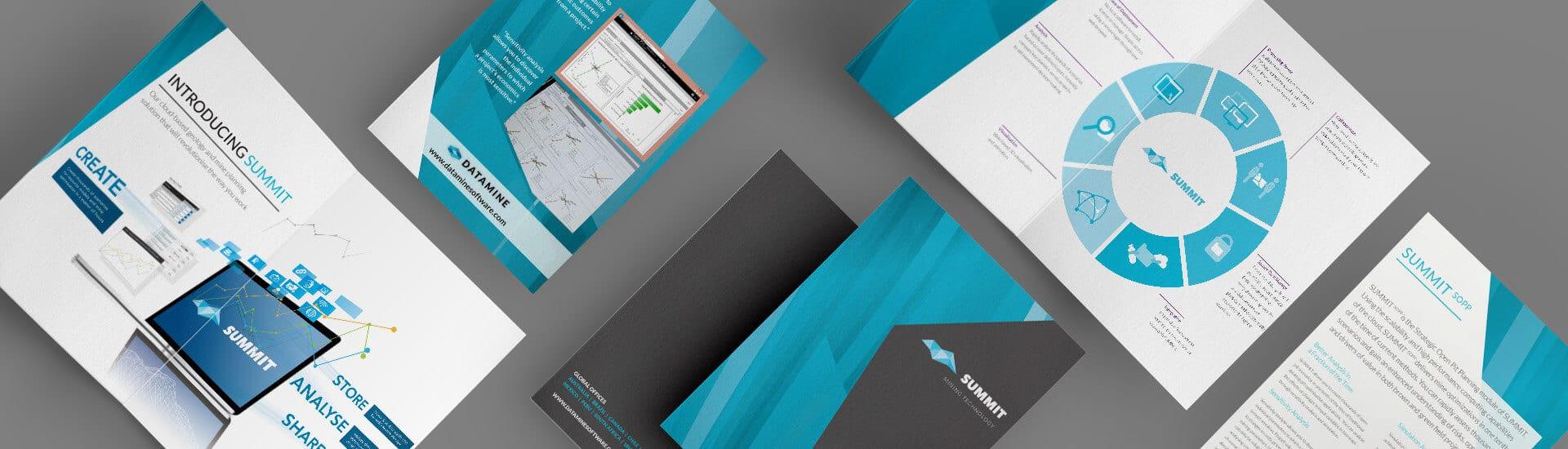 CAE Brochure Design