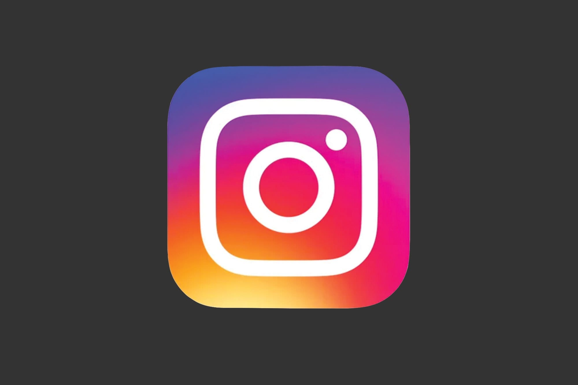 instagram s new logo love it or hate it the room. Black Bedroom Furniture Sets. Home Design Ideas